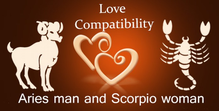 Aries Man and Scorpio Woman Love Compatibility | Flow ...