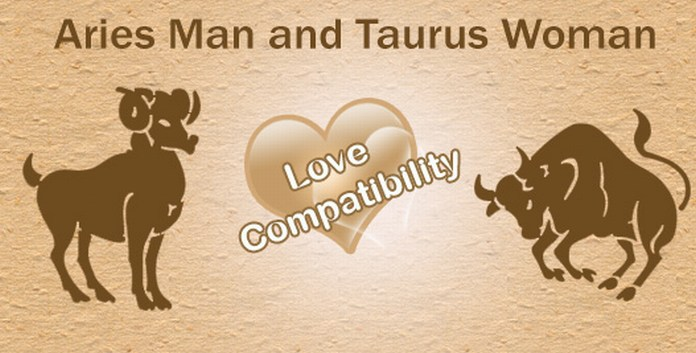 taurus woman dating an aries man