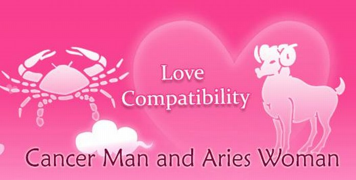 Aries Woman And Cancer Woman Make the beast with two backs Compatibility