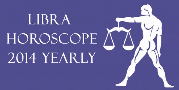 Libra Horoscope 2014 Yearly