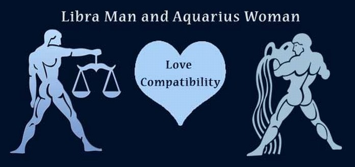Libra Man and Aquarius Woman Love Compatibility