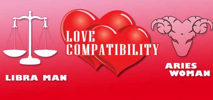 Libra Man and Aries Woman Love Compatibility