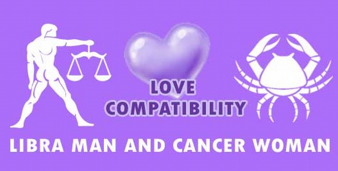 libra man dating cancer woman As a libra woman interested in dating a cancer male, your astrological love compatibility is based on your sun signs alone is fairly average and here's why: libra, an air sign ruled by venus, endows a personality that loves all things beautiful, romantic, artistic and stylish.