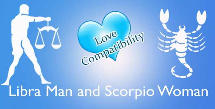Scorpio Man and Libra Woman - Love Compatibility