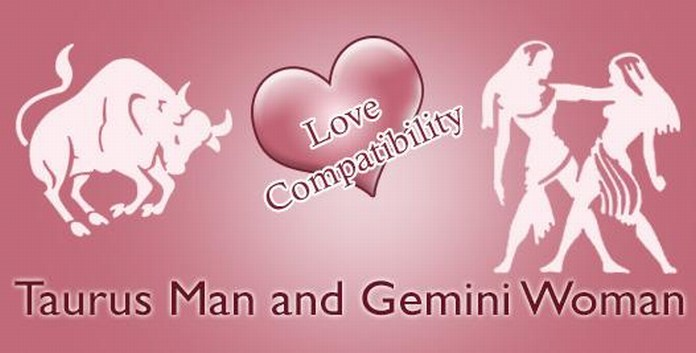 Taurus male and Gemini female Love Compatibility