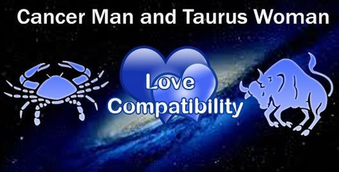 cancer man and taurus woman love match Astrological compatibility and love match for cancer woman & taurus man,cancer man & taurus woman read how the stars influence your sexual life, sex, dating, relationship, and love horoscopes.