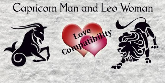 Capricorn man and leo woman sexually
