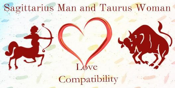 taurus and sagittarius love relationship