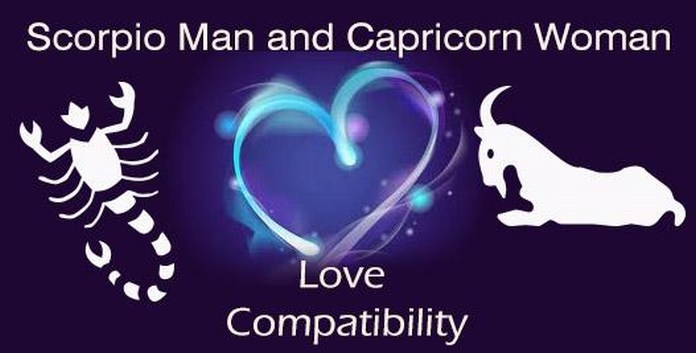 Love Compatibility Scorpio Man and Capricorn Woman