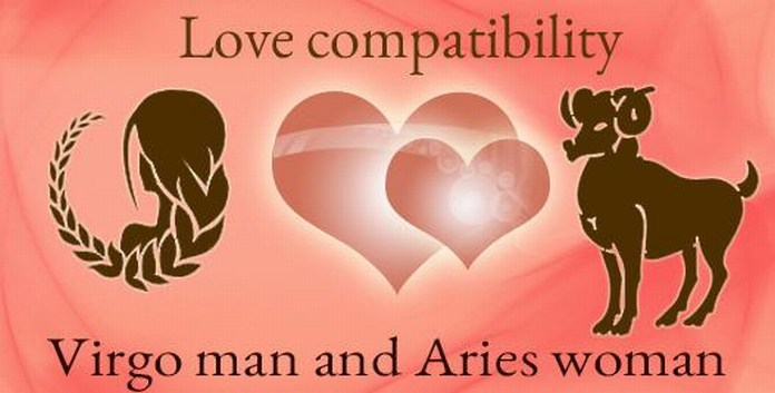 Virgo Male and Aries Female Love Compatibility