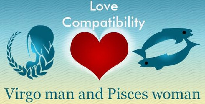 Virgo Man and Pisces Woman Love Compatibility