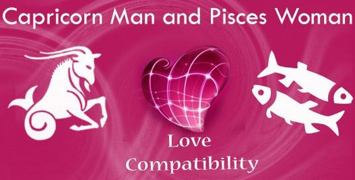 Pisces Compatibility Woman Love Man Capricorn