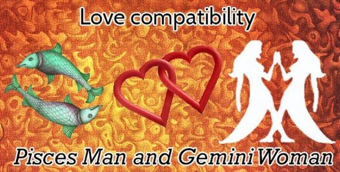 Love Compatibility Pisces Man and Gemini Woman