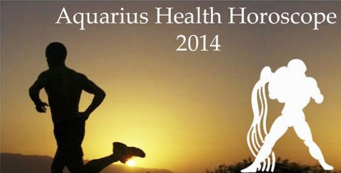 Aquarius Health Horoscope 2014