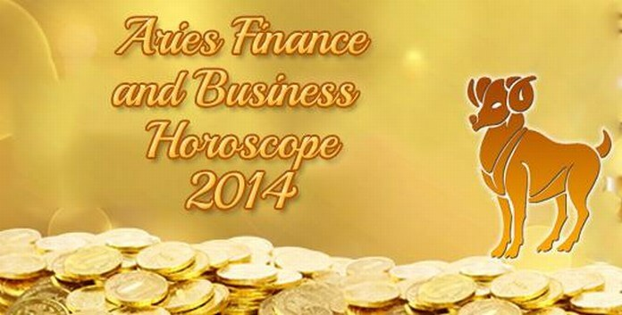 Aries Finance and Business Horoscope 2014