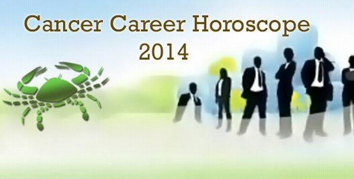 Cancer Career Horoscope for 2014