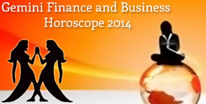 Gemini 2014 Finance and Business Horoscope