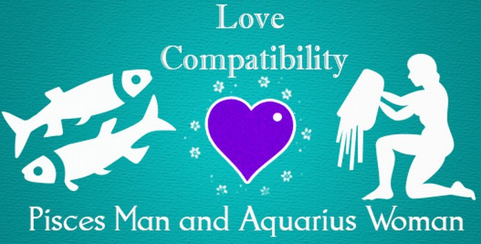 Aquarius and Pisces - Compatibility in Sex Love and Life