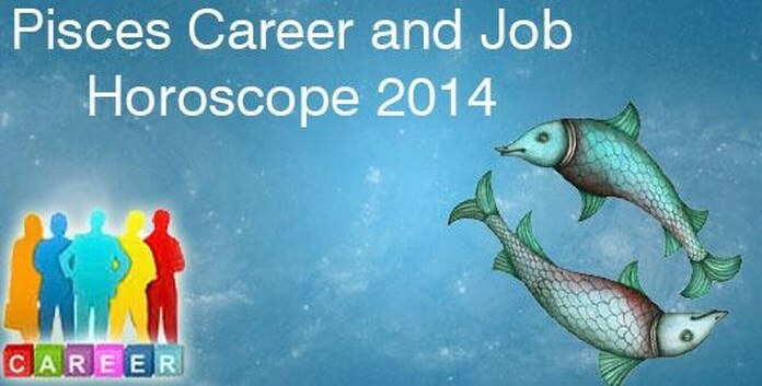 Pisces Career Horoscope 2014