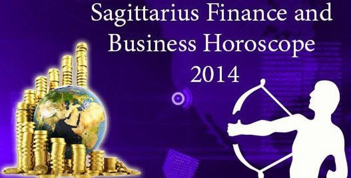 Sagittarius Finance and Business Horoscope