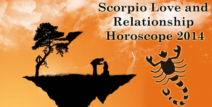 Scorpio Love Horoscope 2014