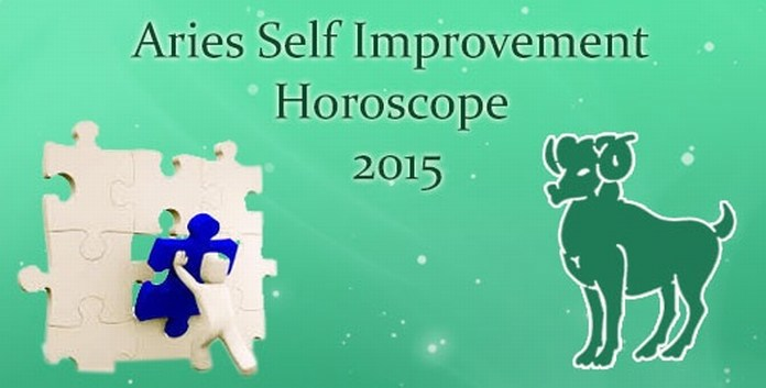 2015 Self Improvement Horoscope for Aries