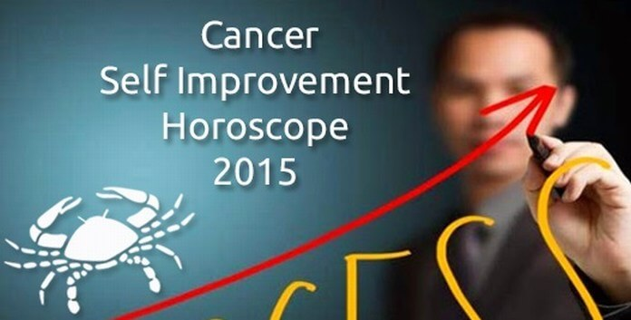 Cancer Self Improvement Horoscope 2015