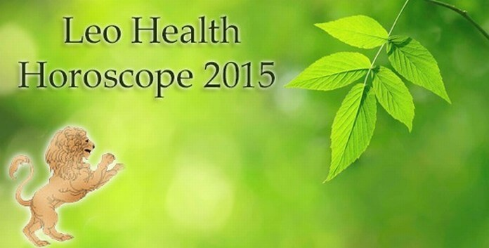 2015 Leo Health Horoscope