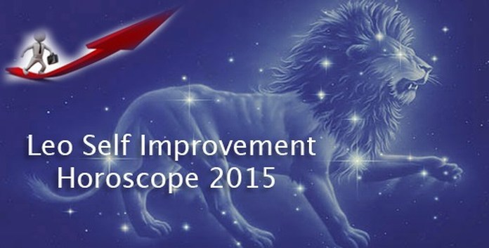 Leo Self Improvement Horoscope 2015