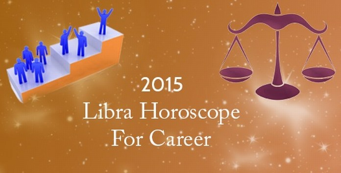 Libra Career and job Horoscope 2015