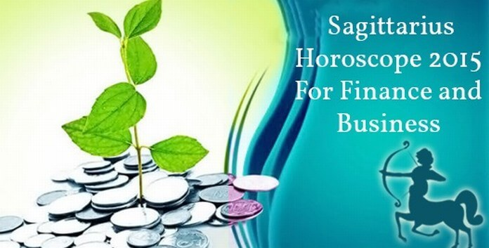 Sagittarius Finance Horoscope 2015
