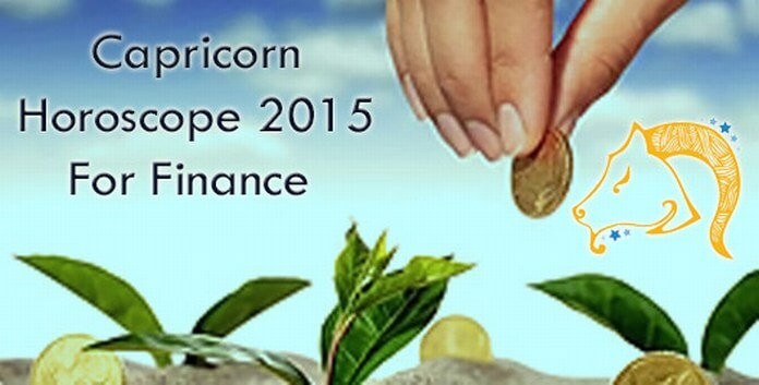 capricorn finance horoscope for 2015
