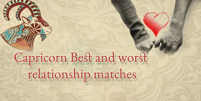 Capricorn Best and Worst Relationship Matche