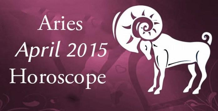 April 2015 Aries Horoscope