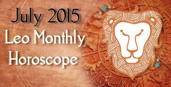 July 2015 Leo Horoscope