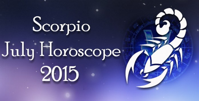Scorpio July Horoscope 2015