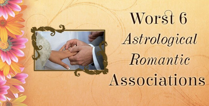 Astrological Romantic Associations