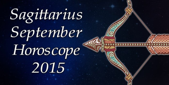 Sagittarius October 2015 Monthly Horoscope