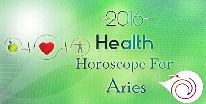 2016 Health Horoscope For Aries