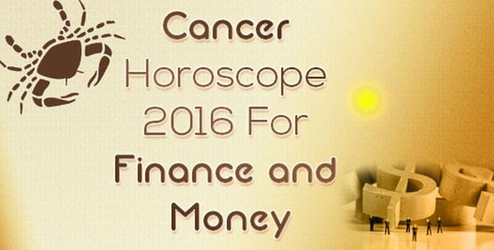 Cancer Horoscope 2016 For Finance