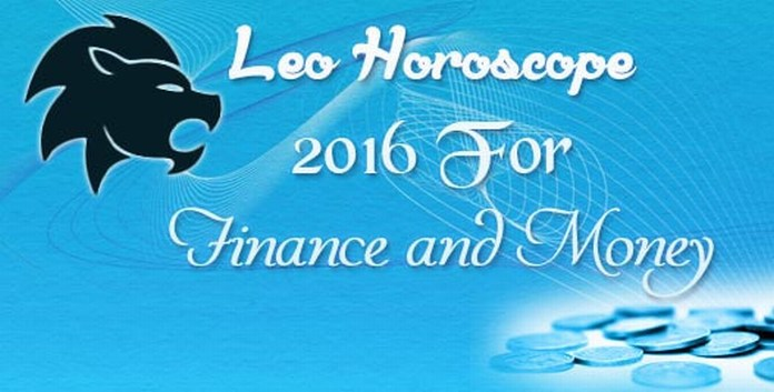 Leo Horoscope 2016 For Finance and Money
