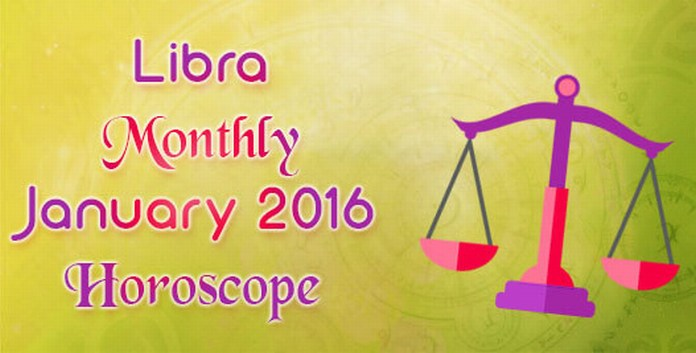 Libra January 2016 Horoscope