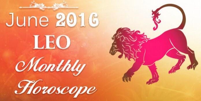 Leo June Monthly Astrology Horoscope 2016