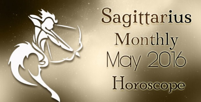 Sagittarius Monthly Horoscope May 2016