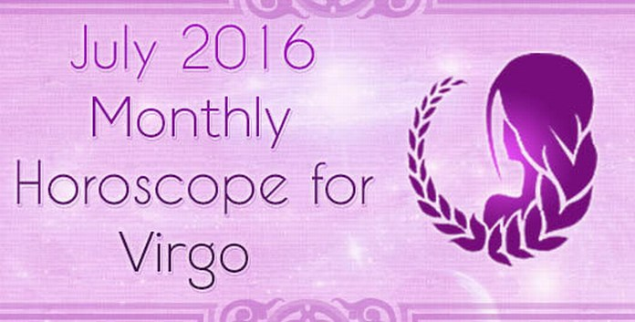 July 2016 Monthly Virgo Horoscope