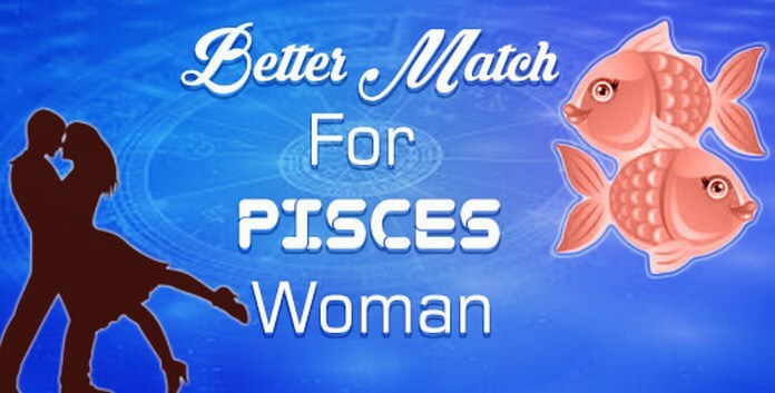 Love Match For Pisces Woman