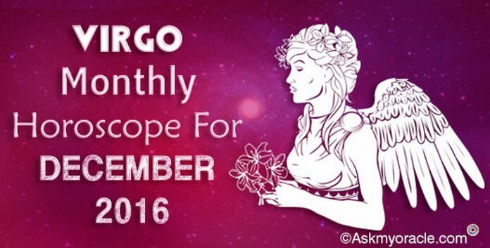 Virgo December 2016 Horoscope