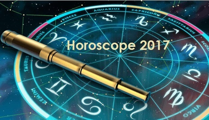 Yearly horoscope 2017