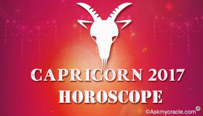 capricorn 2017 horoscope