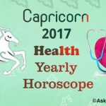 Capricorn 2017 Health Horoscope